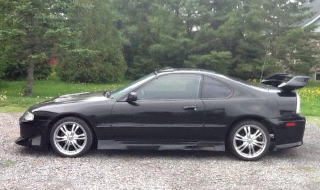 1992 Honda Prelude SR