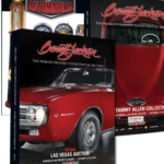 Le catalogue de l'encan 2016 Barrett-Jackson Las Vegas est disponible