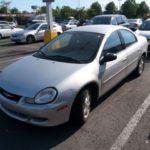 2002 Chrysler Neon, notre trouvaille de la semaine du 3 octobre 2016