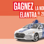 Concours AUTOmne, gagnez la nouvelle 2017 Hyundai Elantra GL
