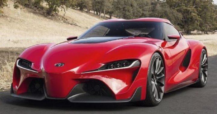 La 2018 Toyota Supra, une des voitures les plus attendues de 2017 selon Bing
