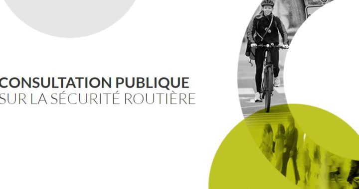 Consultation publique sur la sécurité routière au Québec