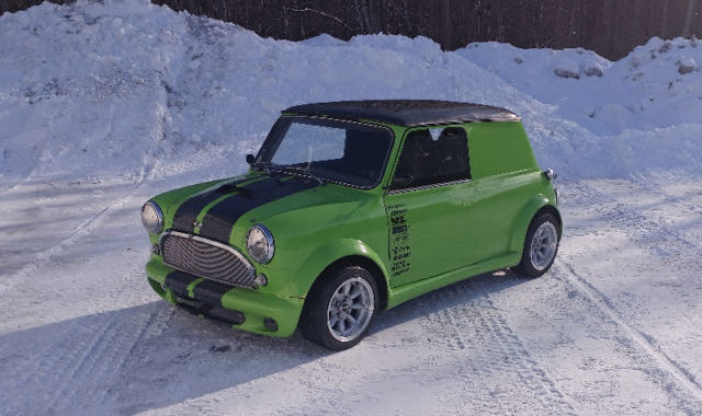 1976 Mini Austin