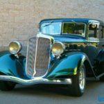 1933 Chrysler Royal 8 Hot Rod Sedan notre trouvaille de la semaine du 26 juin 2017