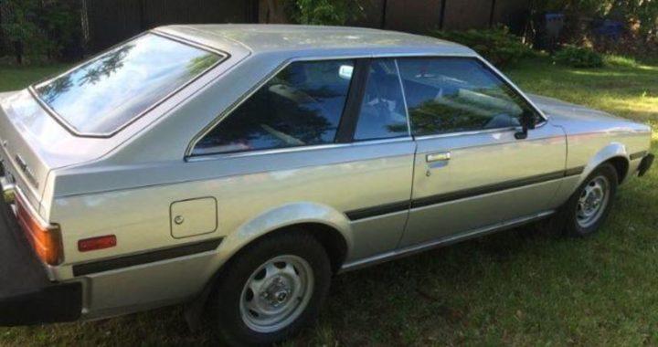 1981 Toyota Corolla