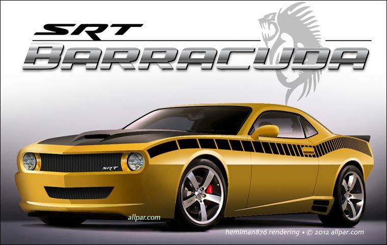 Un 2020 Dodge SRT Cuda remplacera le Viper sur la gamme ...