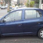 2002 Toyota Echo, acheté sa voiture d'étudiant en juillet