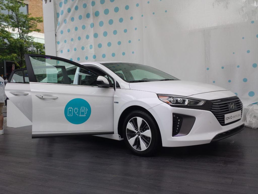 Hyundai Ioniq Electrique Plus