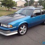 1990 Chevrolet Cavalier Z24 notre trouvaille de la semaine du 14 août 2017