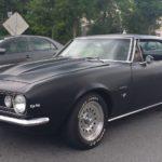Rencontre inattendue d'une Camaro SS à Montréal
