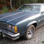1978 Oldsmobile Ninety-Eight Regency notre trouvaille de la semaine du 22 janvier 2018