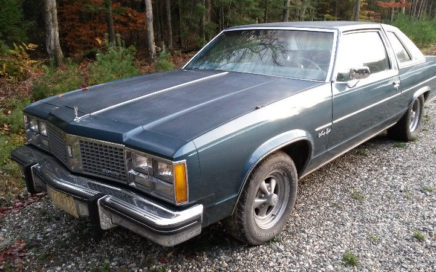 1978 Oldsmobile Ninety-Eight Regency