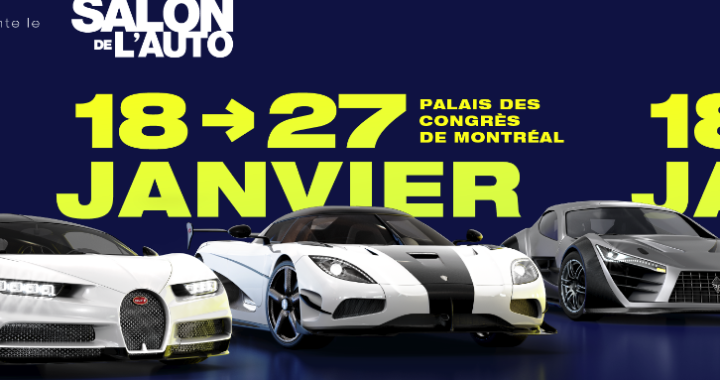 Salon de l'Auto de Montréal 2019