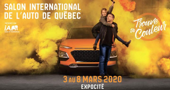 Salon Auto de Québec