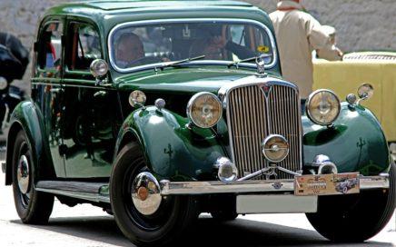 Auto verte à idenfitier en Espagne