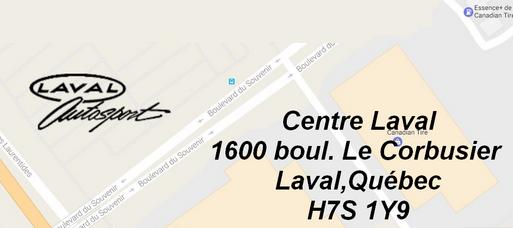 les vendredis Laval AutoSport