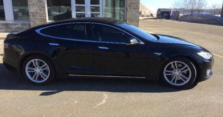2015 Tesla Model