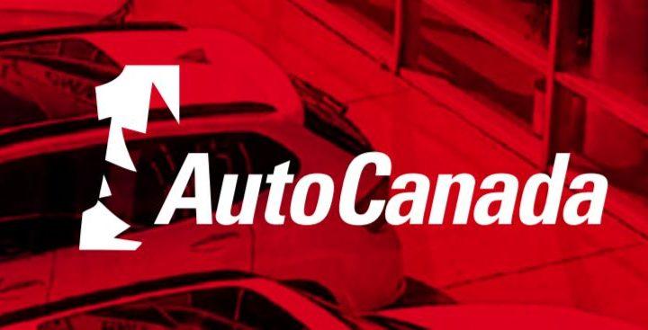 logo AutoCanada tiré de son rapport annuel 2015