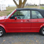 1990 Volkswagen Golf cabriolet notre trouvaille de la semaine du 23 avril 2018
