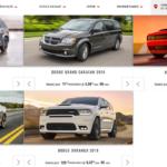 Dodge fait la promotion du financement sur 96 mois