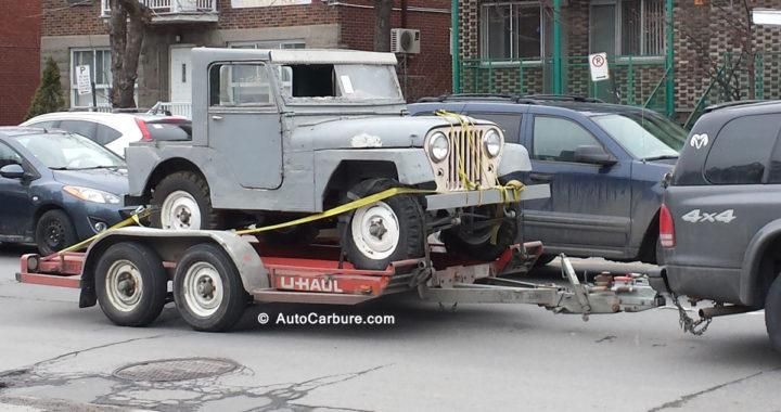 vieux Jeep