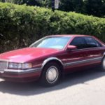 Rencontre inattendue d'un Cadillac Seville