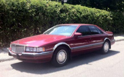 Cadillac Seville de 3e génération