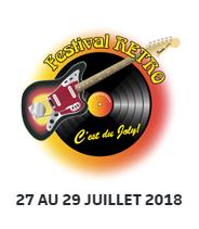 Exposition de voitures antiques au Festival Rétro de Joly 2018