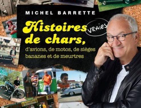 Histoires vraies de chars, d'avions, de motos, de sièges bananes et de meurtres
