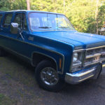 1979 Chevrolet Suburban Sierra Classic notre trouvaille de la semaine du 10 septembre 2018