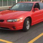1998 Pontiac Grand Prix GT – trouvaille semaine du 29 octobre 2018