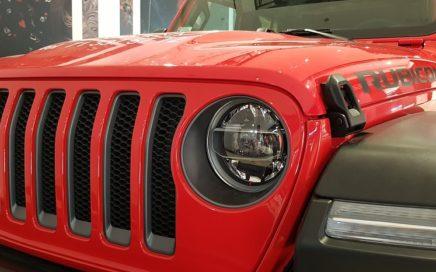 Le Jeep Wrtangler l'un des véhicules le plus volé au Québec