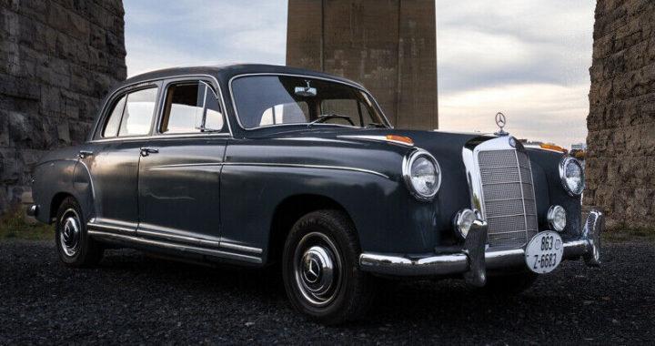 1958 Mercedes Benz 220