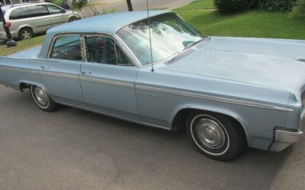 1963 Oldsmobile Super 88