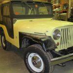 1966 Jeep CJ5 Tuxedo, notre trouvaille de la semaine du 16 septembre 2019
