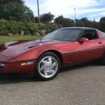1989 Chevrolet Corvette Targa, trouvaille de la semaine