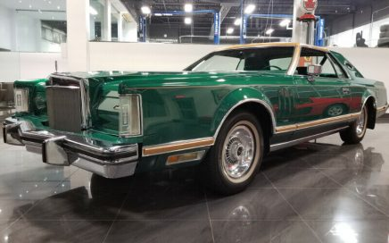 1977 Lincoln Mark V édition Givenchy