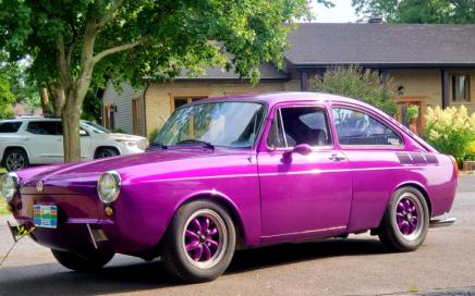 1972 Volkswagen type 311 Fastback