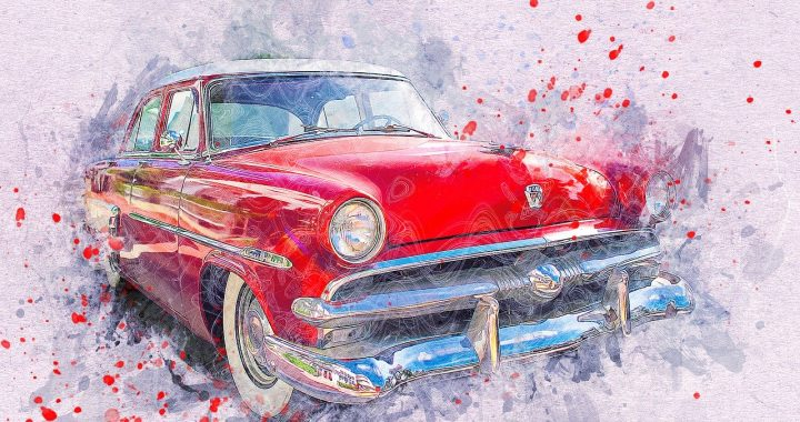 l'art et l'automobile